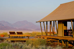 Wolwedans Dunes Camp