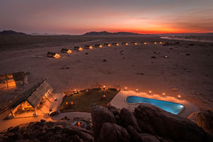 Desert Quiver Camp - Taleni Africa