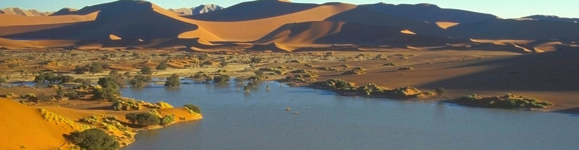 Nature Parks in Southern Namibia