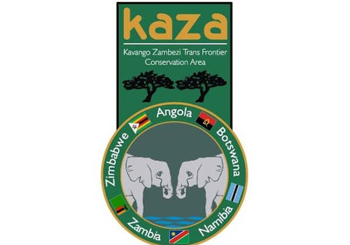 The KAZA logo