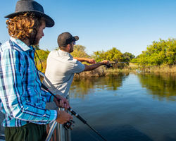 Zambezi Mubala Fishing - 3 Days