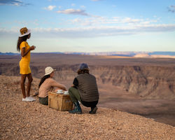 Namibia's Call - Tourism Revival Package