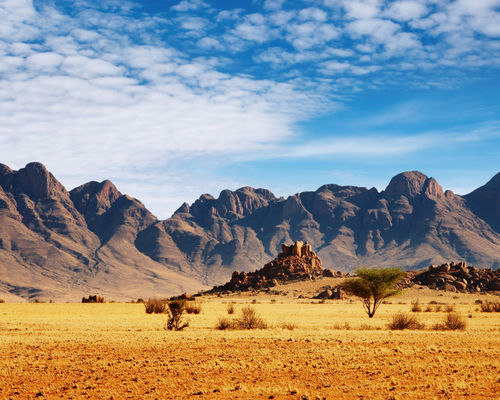Namib Mountain Trail